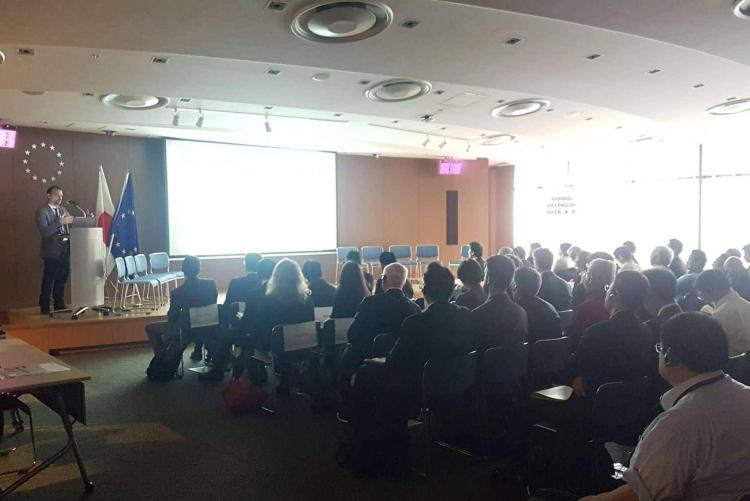 PARIS REINFORCE participation in the EU-Japan Climate Change Policy Symposium
